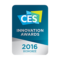 CES Innovation Award 2016